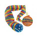 Rainbow Fling-a-ball - 900mm