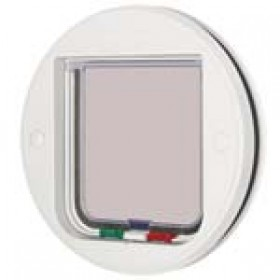 Catmate - Glass Fitting Cat Flap