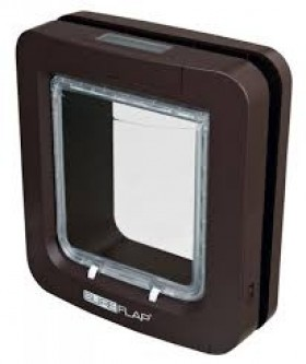 Sureflap XXL for larger cats: 178mm x 170mm