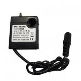 Replacement pump for Cat mate and Dog mate fountain