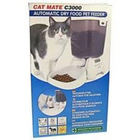 Cat Mate C3000 Dry food cat feeder