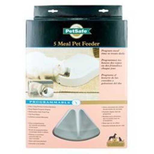 5 MEAL FEEDER BY PETSAFE