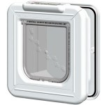 Elite Microchip Cat Flap with Timer Control