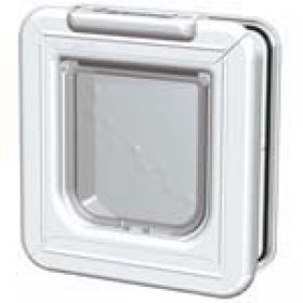 Elite I.D. Disc Cat Flap with Timer Control