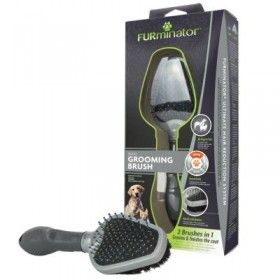 Furminator - Dual Grooming Brush