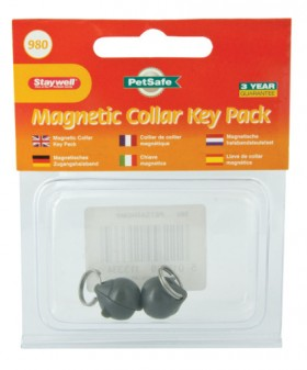 Magnetic Collar key pack