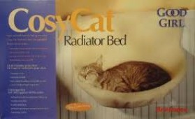 Cosy Cat Radiator Bes