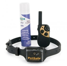 Remote control spray training collar - pack contents