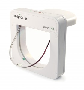 PetPorte - White - Door mount