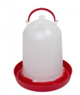 BAYONET DRINKER 6L -  RED