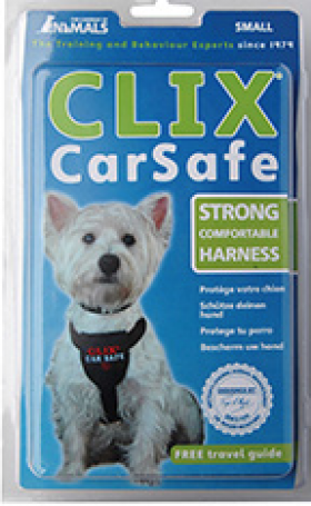 Clix - CarSafe Harness - S