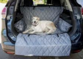 Henry Wag  - Car Boot & Bumper Protector - SUV