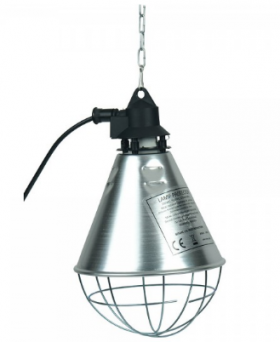 Heat reflector lamp with 2.5m cable