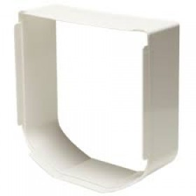 Sureflap  - Tunnel Extension 50mm - White