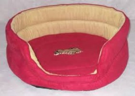 Snoozzzeee Dog Oval bed - 81cm