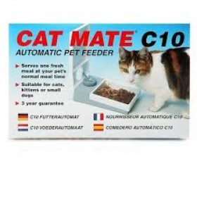 Cat-Mate C10 Single Meal Feeder
