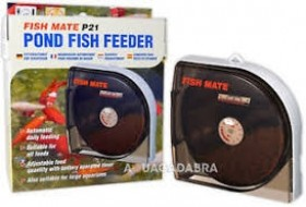 Fish Mate - P21 Pond Fish Feeder