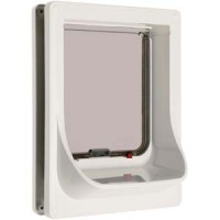 Catmate - Electromagnetic Large Cat / Small Dog Door (Art:363)